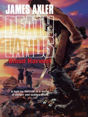 cover image of Blood Harvest