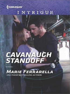 cover image of Cavanaugh Standoff