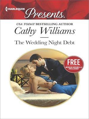 cover image of The Wedding Night Debt: Christmas at the Castello (bonus novella)