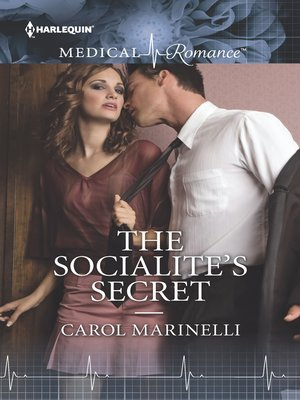 cover image of The Socialite's Secret