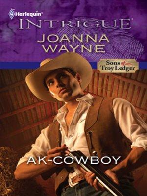 cover image of AK-Cowboy