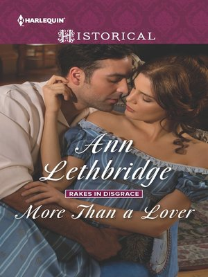 cover image of More Than a Lover