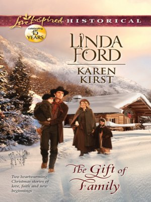 cover image of The Gift of Family: Merry Christmas, Cowboy\Smoky Mountain Christmas