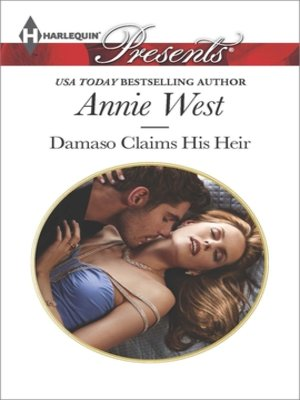 cover image of Damaso Claims His Heir