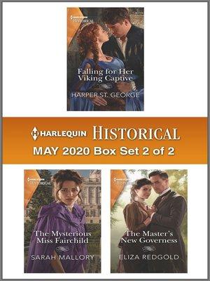 cover image of Harlequin Historical May 2020--Box Set 2 of 2