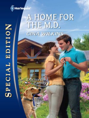cover image of A Home for the M.D.