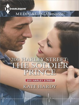 cover image of 200 Harley Street: The Soldier Prince
