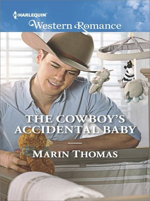 cover image of The Cowboy's Accidental Baby