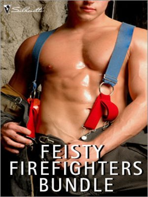 cover image of Feisty Firefighters Bundle: Aftershock\The Firefighter's Baby\Facing the Fire