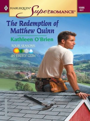 cover image of The Redemption of Matthew Quinn