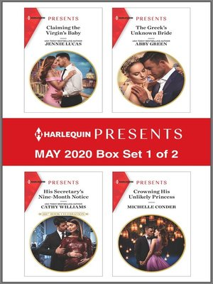 cover image of Harlequin Presents--May 2020--Box Set 1 of 2
