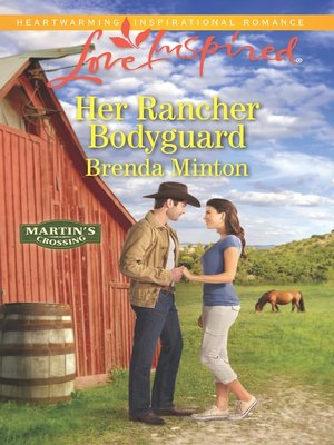 cover image of Her Rancher Bodyguard