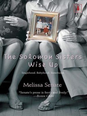 cover image of The Solomon Sisters Wise Up