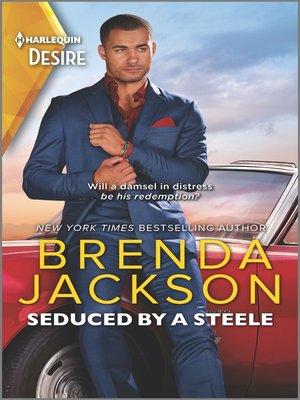 cover image of Seduced by a Steele--A Sensual Dramatic Contemporary Romance