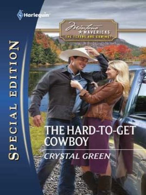 cover image of Hard-to-Get Cowboy