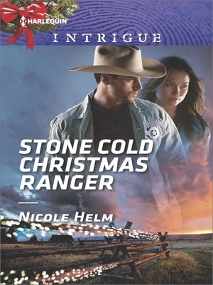 cover image of Stone Cold Christmas Ranger