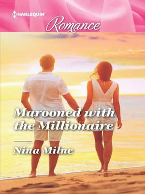 cover image of Marooned with the Millionaire