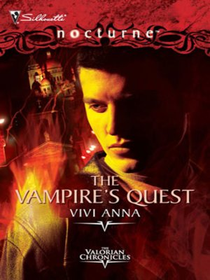 cover image of The Vampire's Quest