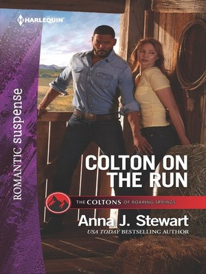 cover image of Colton on the Run