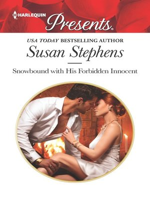 cover image of Snowbound with His Forbidden Innocent