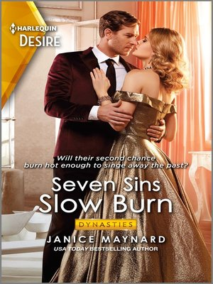 cover image of Slow Burn--A Sensual Second-Chance Romance