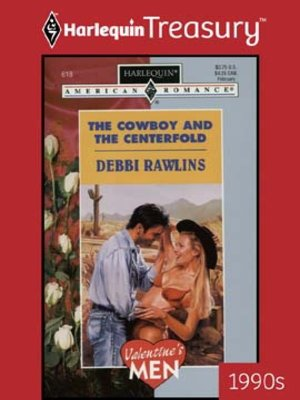 cover image of The Cowboy And The Centerfold