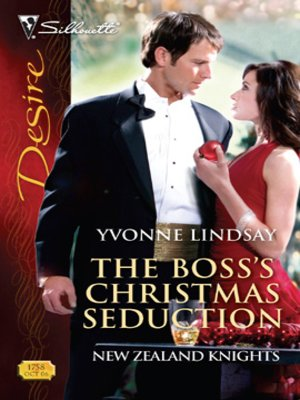 cover image of Boss's Christmas Seduction