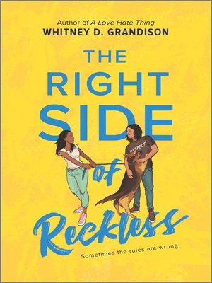 cover image of The Right Side of Reckless