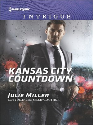 cover image of Kansas City Countdown--A thrilling romantic suspense