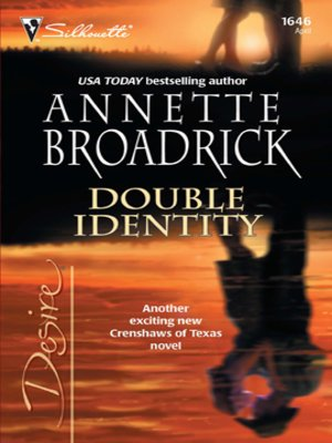 cover image of Double Identity