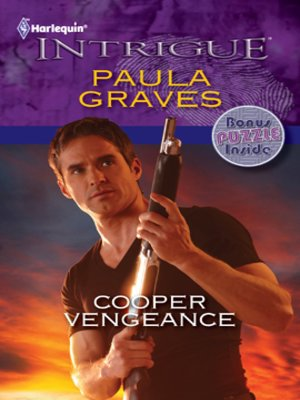 cover image of Cooper Vengeance