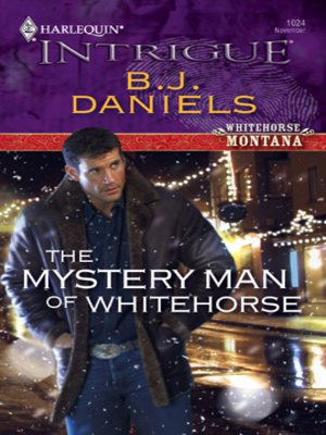 cover image of Mystery Man of Whitehorse