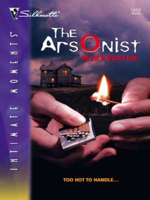 cover image of The Arsonist