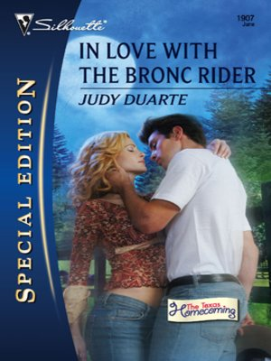 cover image of In Love with the Bronc Rider