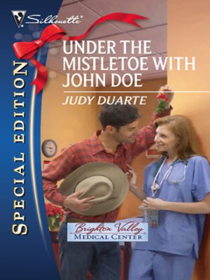 cover image of Under the Mistletoe with John Doe