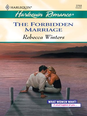 cover image of Forbidden Marriage