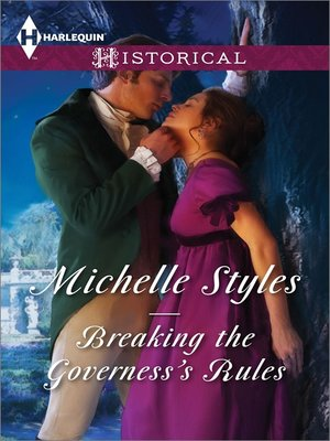 cover image of Breaking the Governess's Rules