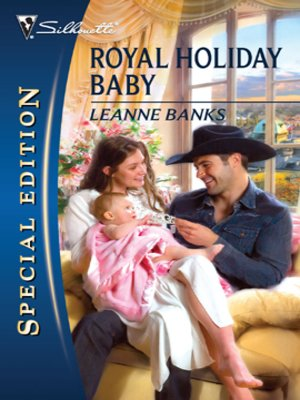 cover image of Royal Holiday Baby