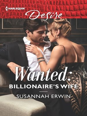 cover image of Wanted: Billionaire's Wife