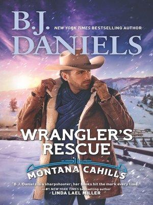 cover image of Wrangler's Rescue
