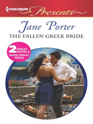 cover image of The Fallen Greek Bride: At the Greek Boss's Bidding