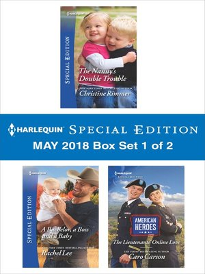 cover image of Harlequin Special Edition May 2018 Box Set--Book 1 of 2