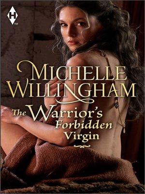 cover image of The Warrior's Forbidden Virgin