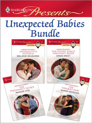 cover image of Unexpected Babies Bundle