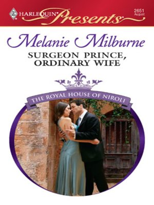 cover image of Surgeon Prince, Ordinary Wife