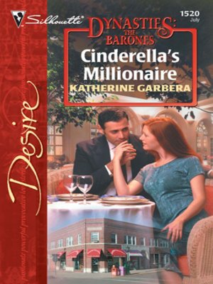 cover image of Cinderella's Millionaire