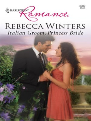 cover image of Italian Groom, Princess Bride