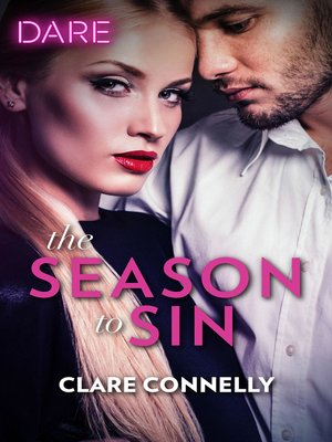 cover image of The Season to Sin--A Holiday Fling Romance
