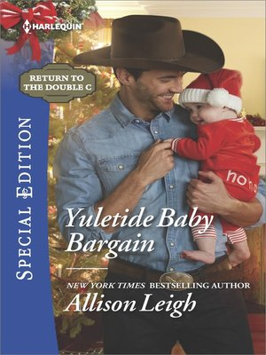 cover image of Yuletide Baby Bargain