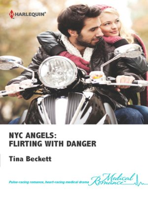 cover image of NYC Angels: Flirting with Danger
